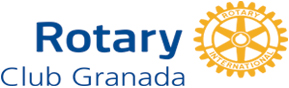 Rotary Club Granada Logo