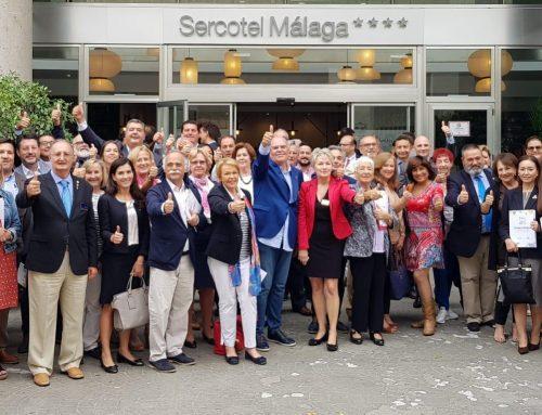 XI Congreso nacional rotario en Torremolinos