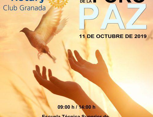10/10/19 IV Foro por la Paz