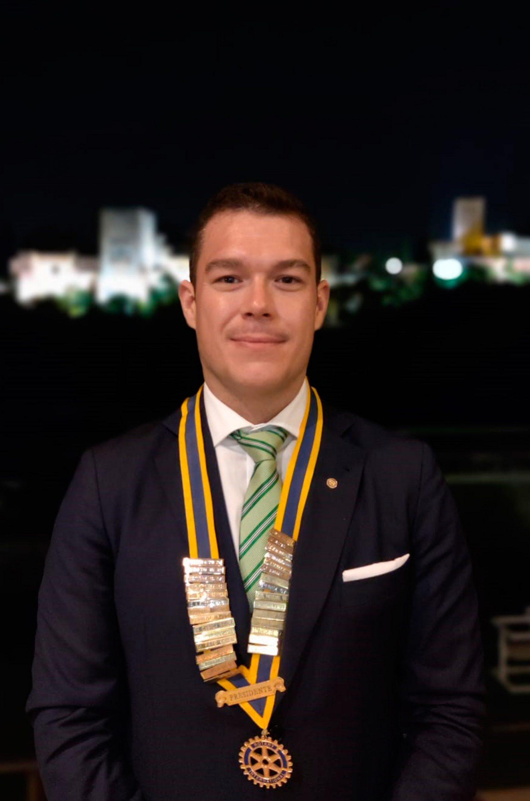 Javier Bocanegra Baquero